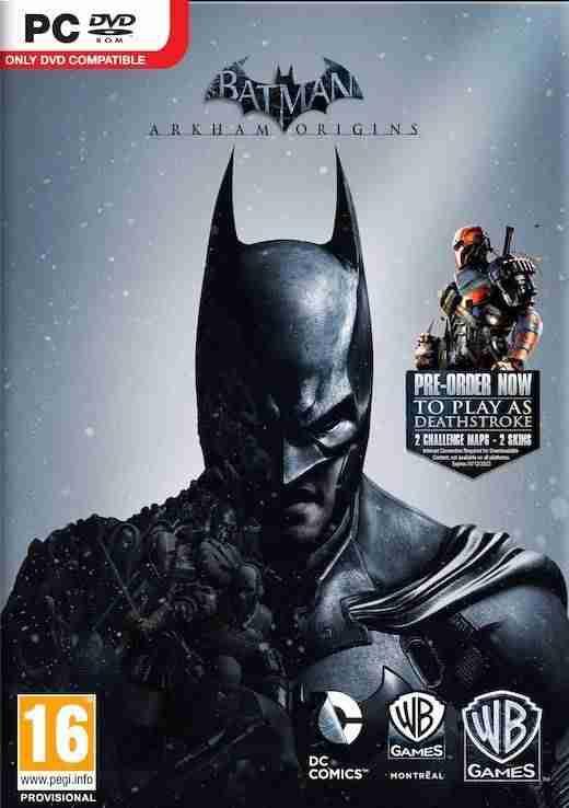 Descargar Batman Arkham Origins [MULTI][Initiation DLC][FTS] por Torrent